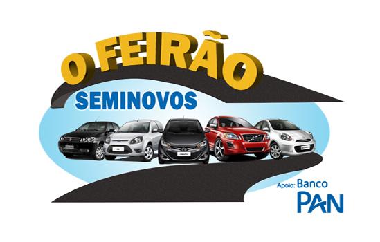 Feirão Banco Pan Seminovos